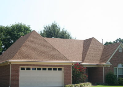 Shakewood GAF Shingle roof